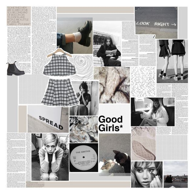 """// only wish that you could see together, we'll be fine."" by fleurfemme ❤ liked on Polyvore featuring StyleNanda and Coven"