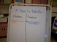 In My Classroom: The Forest and the Trees: Problem and Solution Text Structure Lesson