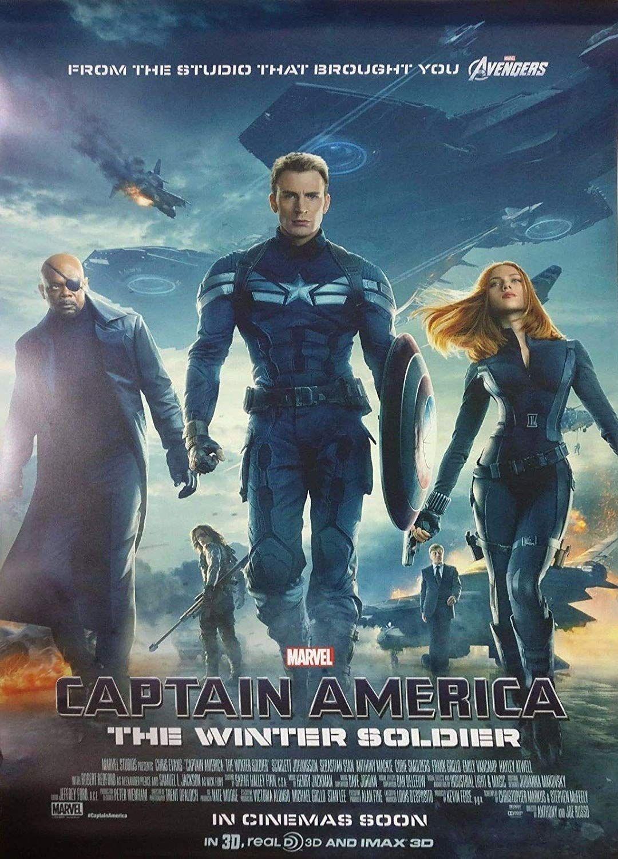 Nonton Captain Marvel Full Movie : nonton, captain, marvel, movie, Nonton, Captain, America:, Winter, Soldier, (2014), Aksi,, Bioskop,, Robert, Redford