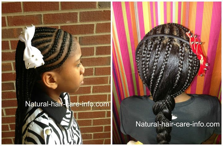 Tremendous 1000 Images About Little Girls Braided Hairstyles With Beads On Short Hairstyles Gunalazisus