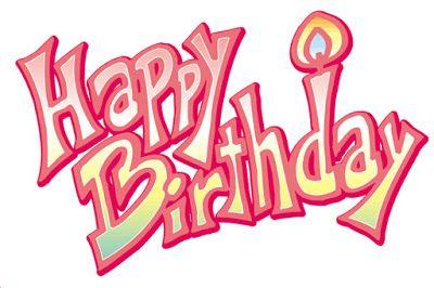 Letras Happy Birthday Rosas Happy Birthday Greetings Happy Birthday Messages Happy Birthday Logo