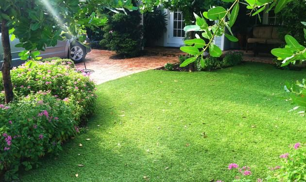 Artificial Grass Sure Is Easy, But Is It Green? | The City Magazine for Fort Lauderdale - Featuring Todd Dettor, Vice President & GC with Fast-Dry Courts