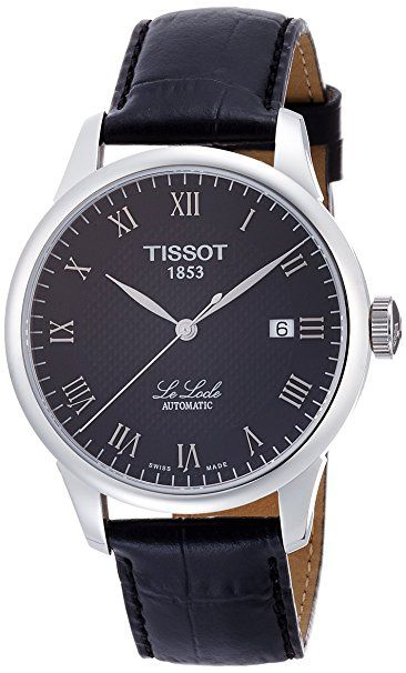 Tissot Men S T41142353 Le Locle Swiss Automatic Stainless Steel Watch Wristwatch Men Tissot Watches For Men