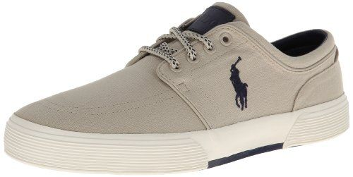 Polo Ralph Lauren Men's Faxon Low Fashion Sneaker,Classic Stone,7 D US Polo Ralph Lauren,http://www.amazon.com/dp/B00I41QI7G/ref=cm_sw_r_pi_dp_Ji0Ftb140P4Y7903