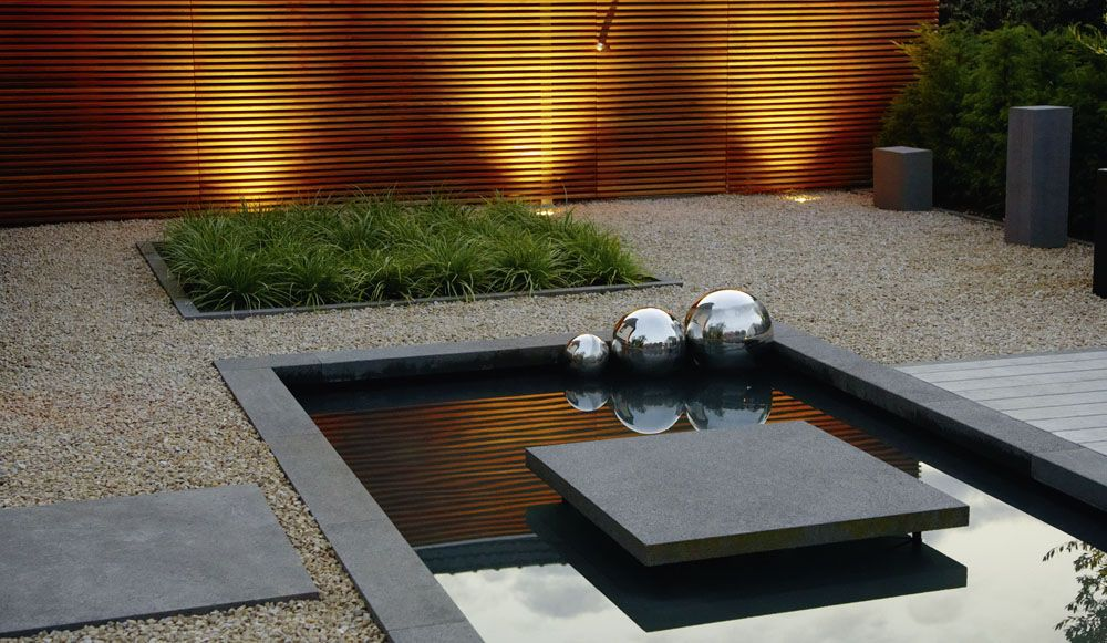 Pin su pools water features for Pavimento giapponese