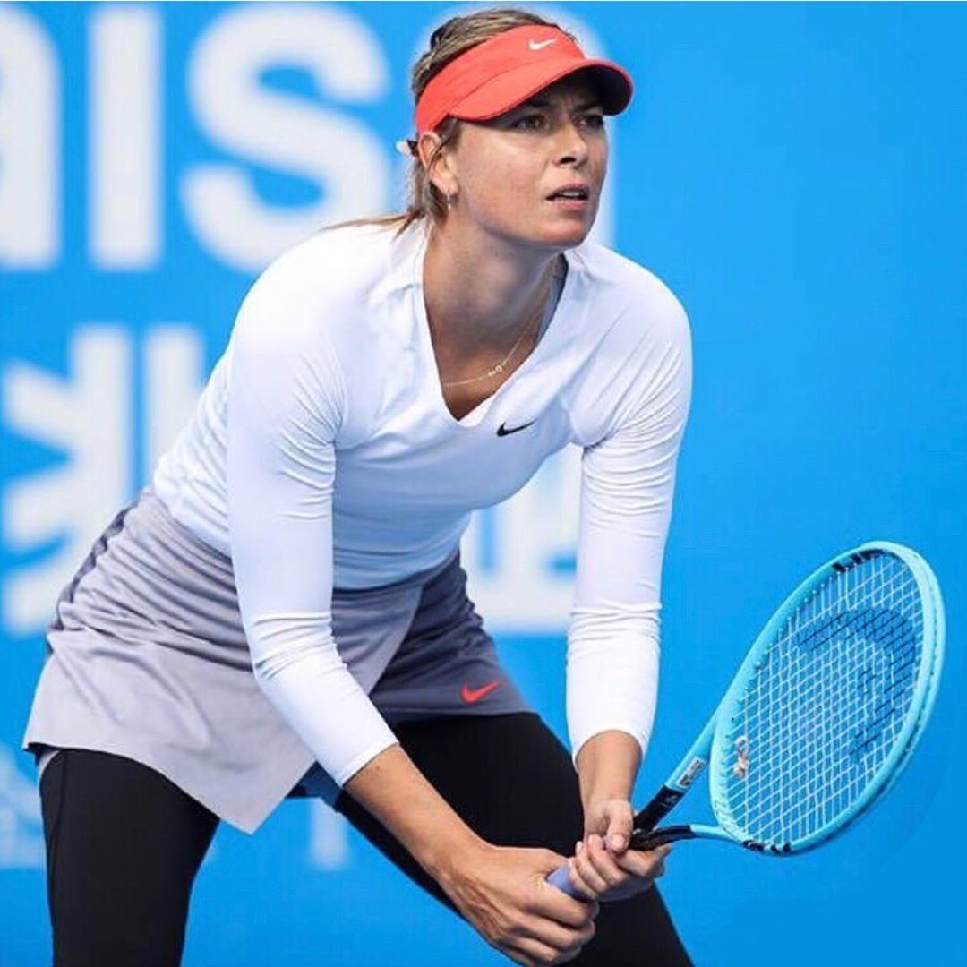 Maria Sharapova Calendario 2020.Reviews For The Best Tennis Racquets Maria Sharapova