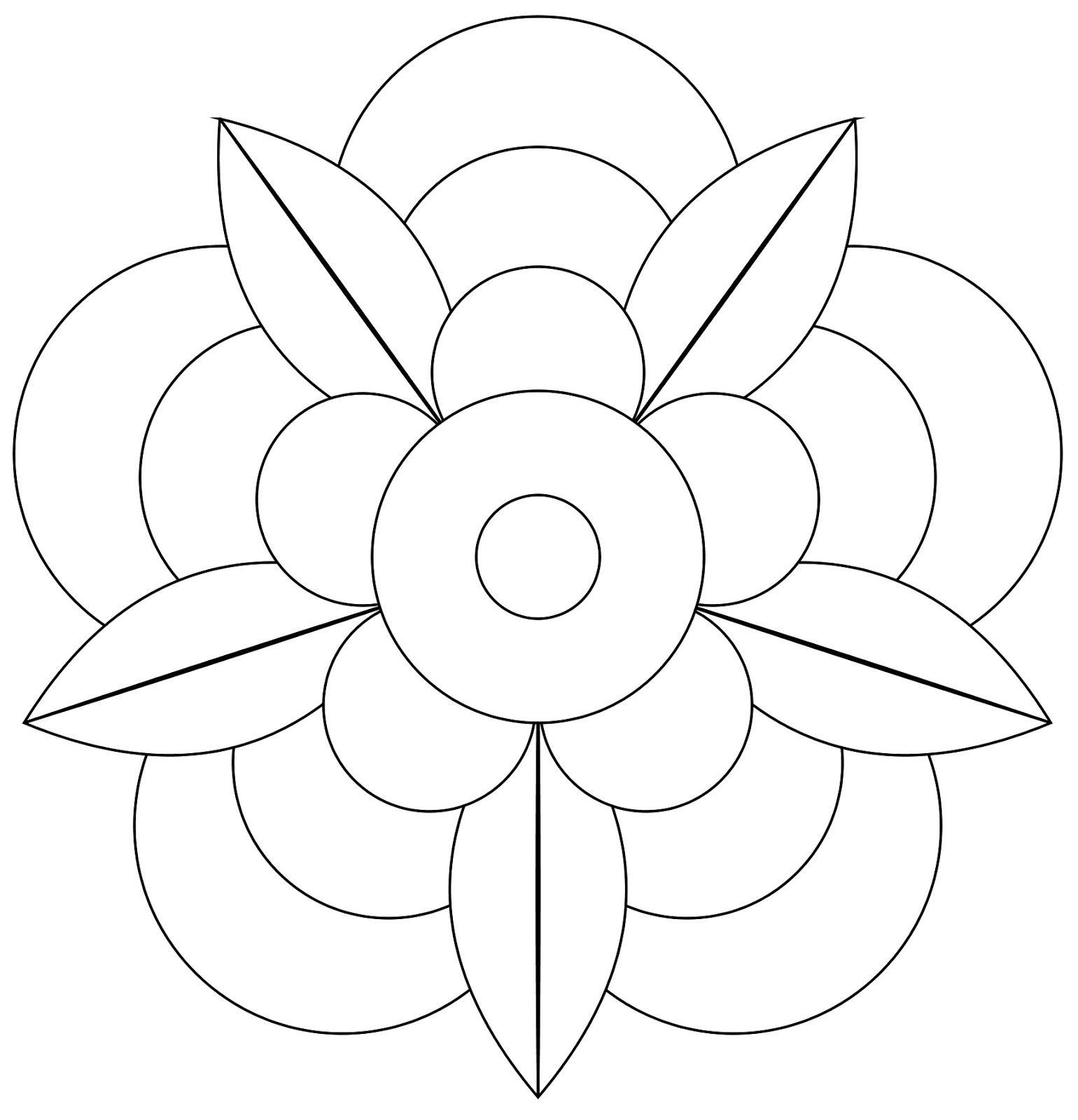 Practice Zentangle Template  Mandala    Owl Template