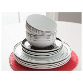 Buy Tesco Atlanta Super White Porcelain Dinner Plate From Our Dinner Plates Range Tesco Com Dinner Plates Super White Plates