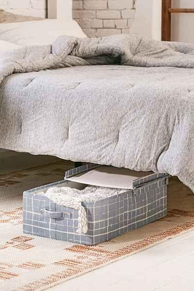 Gridlock Under-The-Bed Storage Box in 2019 | Bedroom storage ...