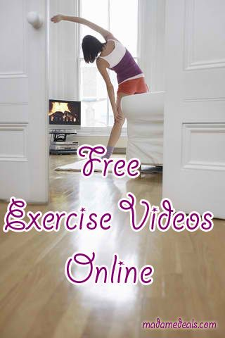 Save Money on Exercise Equipment - Free Exercise Videos Online - Real Advice Gal
