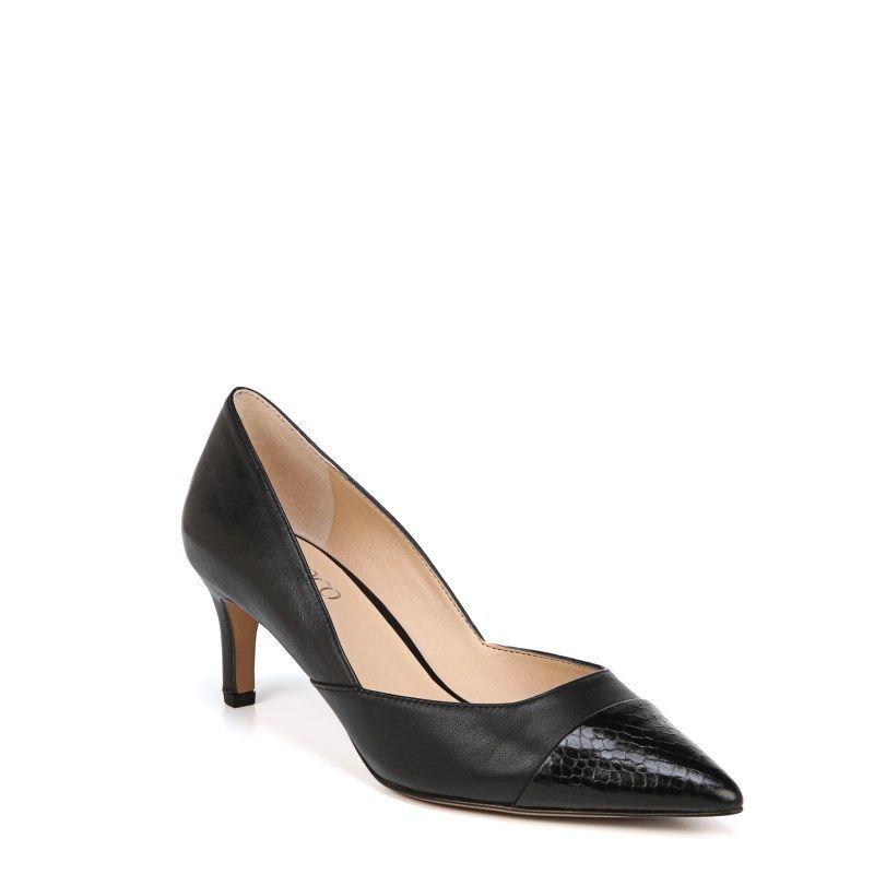 329ead7191b Franco Sarto Women's Delight Pump Shoes (Black Leather) #pumpshoes ...
