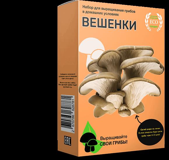 Набор для выращивания грибов Грибной Сезон в Астрахани