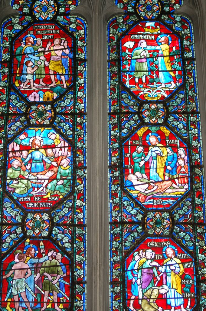 Washington National Cathedral Stained Glass