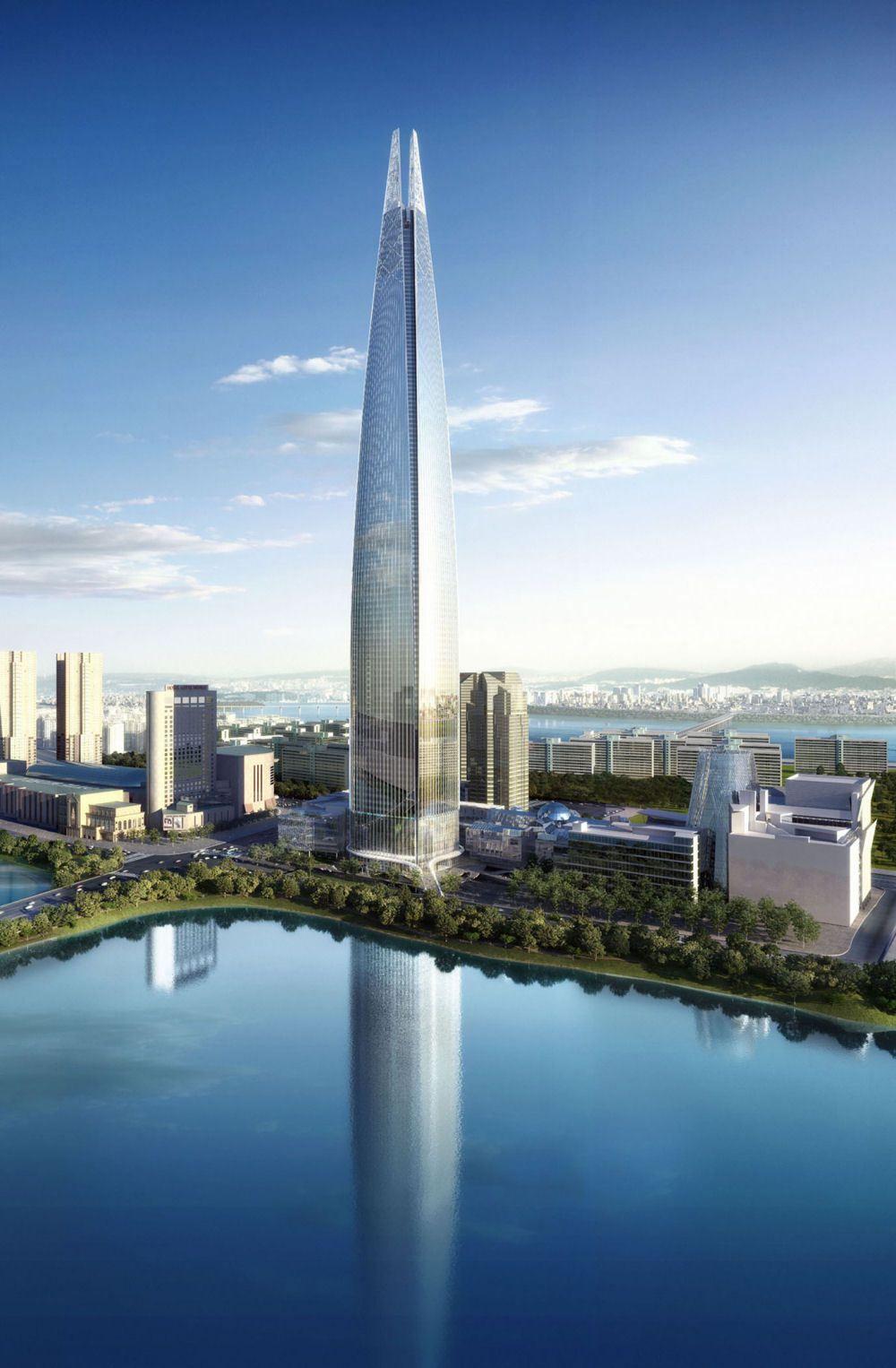Картинки по запросу Lotte Super Premium Tower