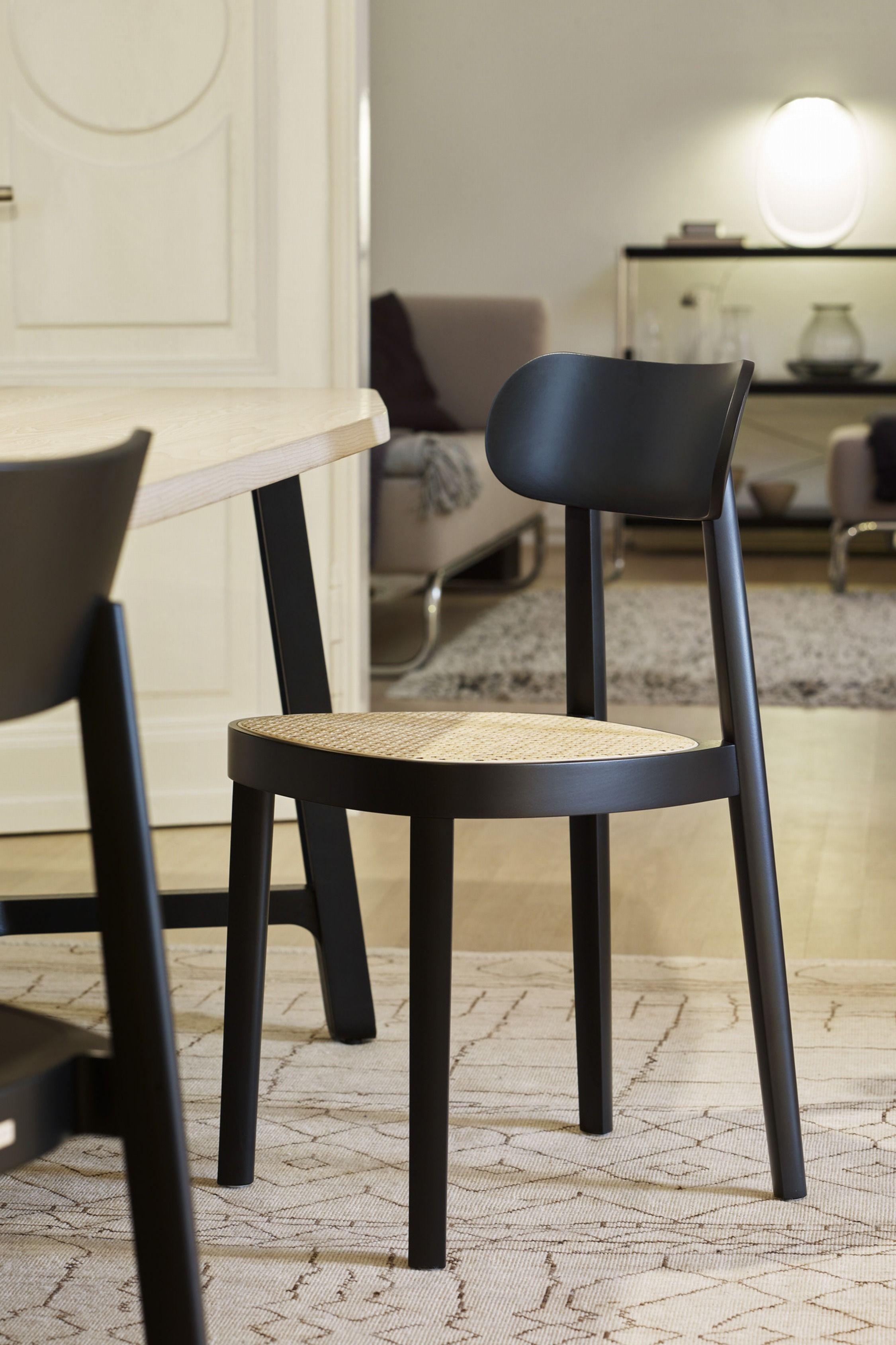 118 Stuhl Von Thonet Connox Shop Moderne Esszimmerstuhle