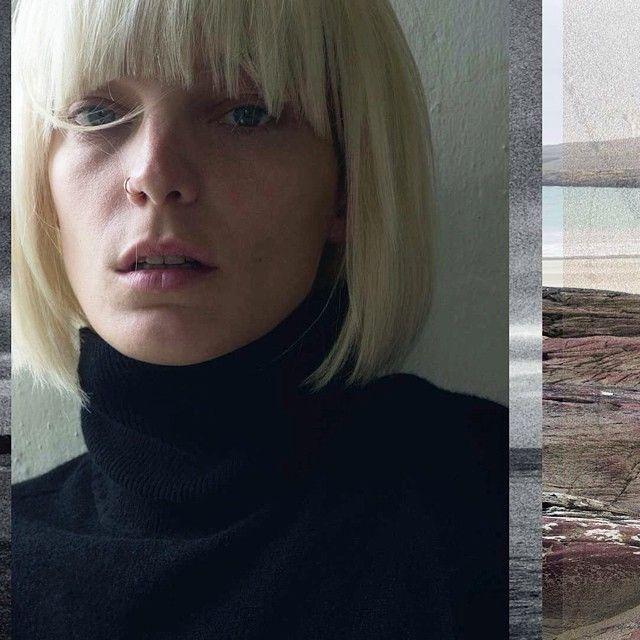 Daria Werbowy for equipment_fr