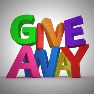 Giveaway - is a kind of advertising promo where something is given away for free. Companies will often use free Giveaways to circulate around a buzz regarding their products or services. It is a good way to make themselves stick in their clients' minds, or to get people to try their latest product or services. In the hopes that they will keep coming back for more.