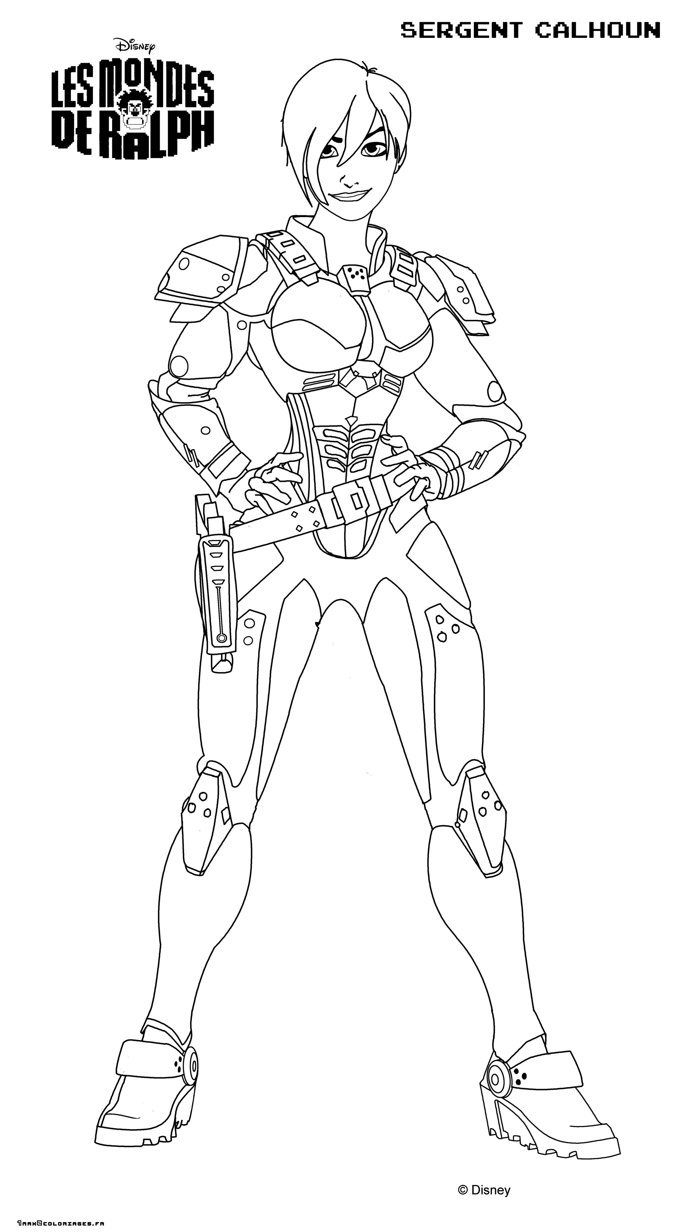 Wreck It Ralph Coloring Pages Google Søgning Wreck It Ralph