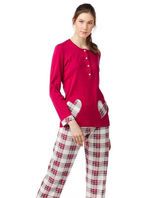 4d028bc90b1 Πυτζαμα βαμβακερή ελληνική. Μονόχρωμη μπλούζα με βαθειά πατιλετα και ...