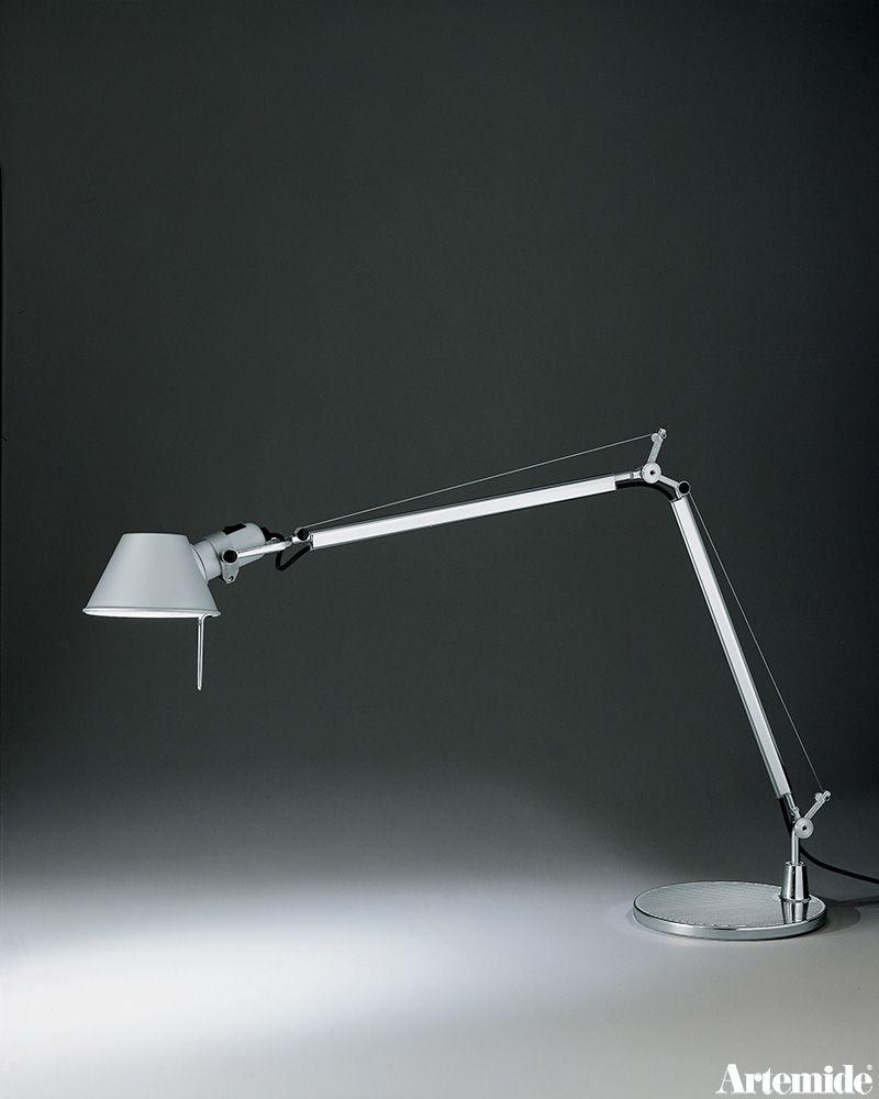 Artemide Designleuchte Tolomeo Table Lamp Desk Lamp Lamp