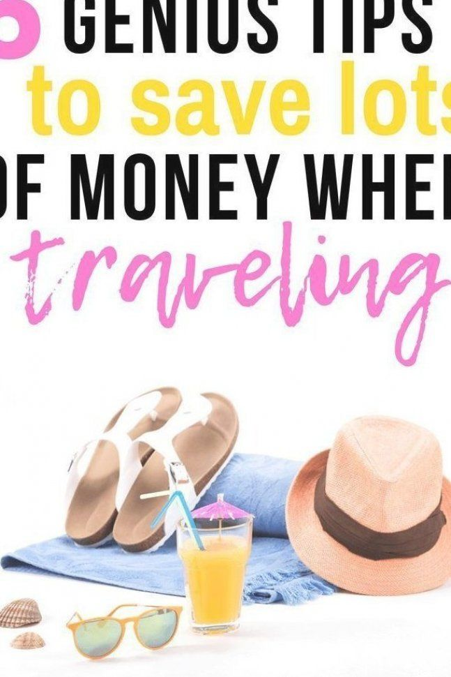These tips were super helpful to save me so much money when planning our vacation  It is possible to travel on a budget  Check out these budget travel hacks  #budgettravel #travelhacks #travelonabudget #cheaptravel