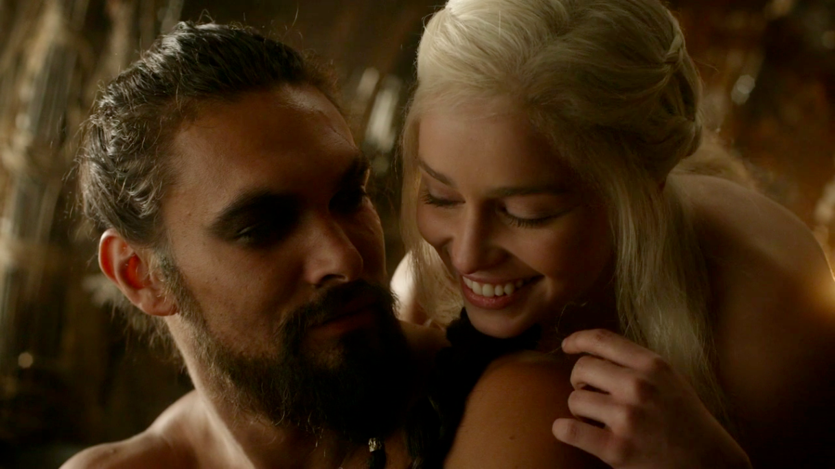 Daenerys targaryen and khal drogo wallpaper daenerys targaryen wedding -  Game Of Thrones Meme Four Deaths Khal Drogo Daenerys