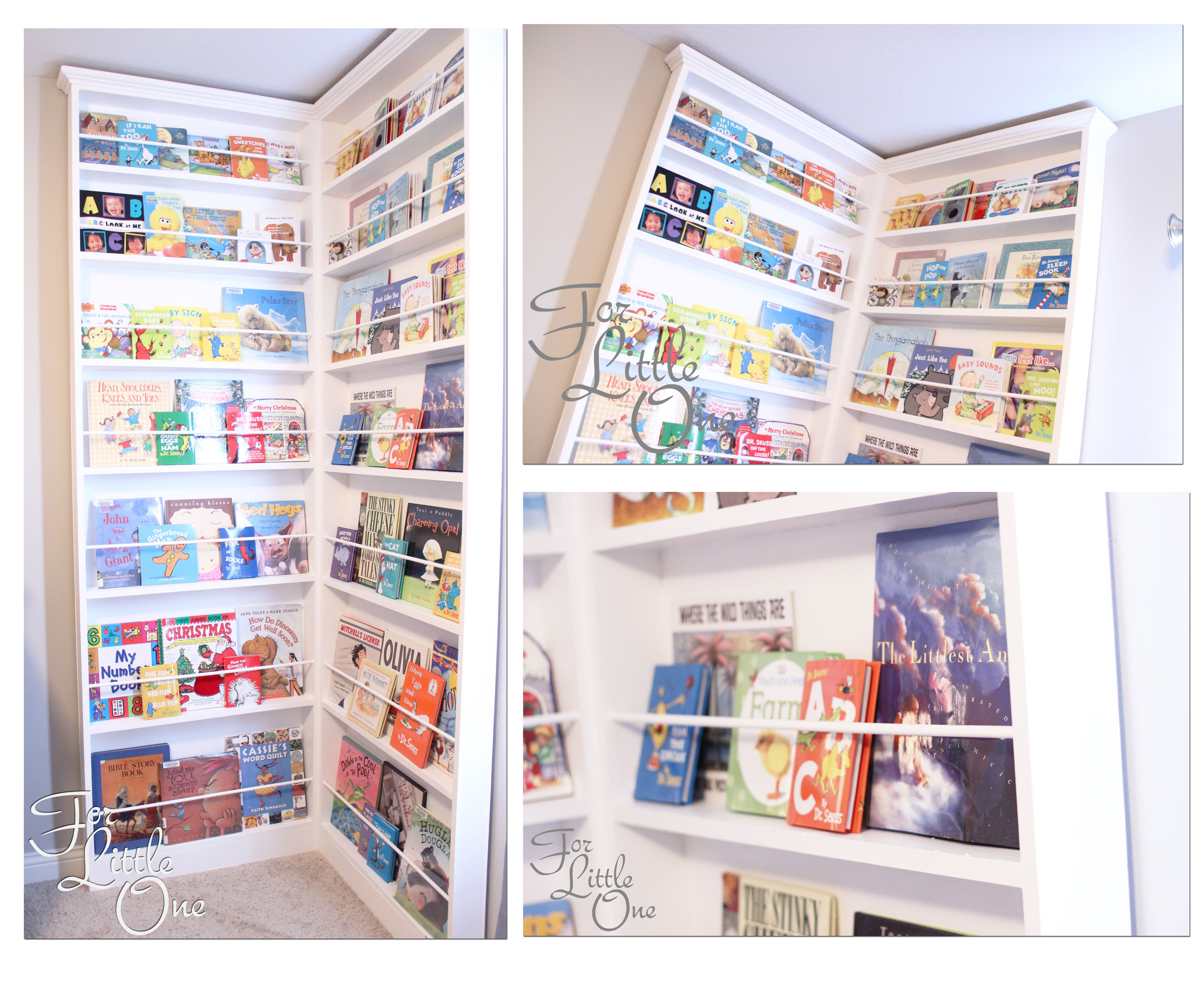 Ana White Build A Corner Bookshelf Free And Easy Diy Project Furniture Plans