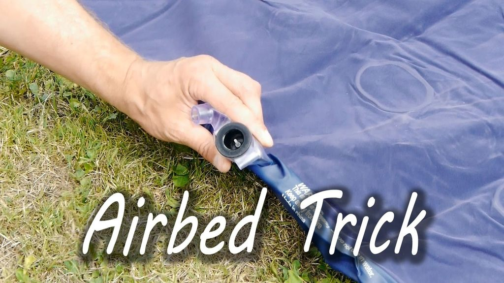 How to Inflate an Airbed Without a Pump Camping life, Go