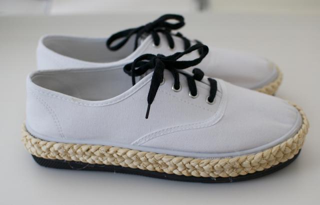 Diy Prada Inspired Platform Sneakers Zapatos De Bricolaje