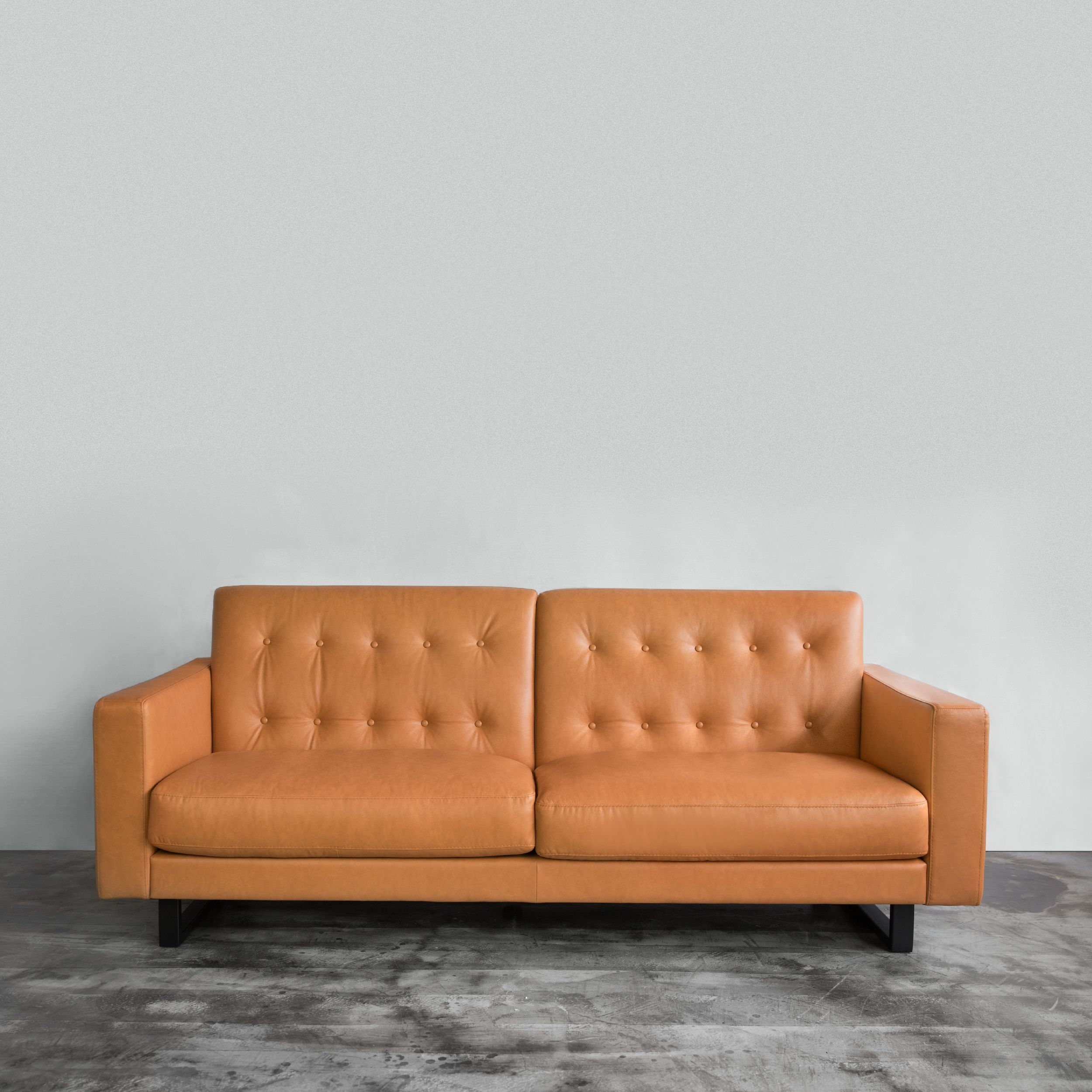 Bliss Leather Sofa - All our sofas are built with a kiln-dried ...