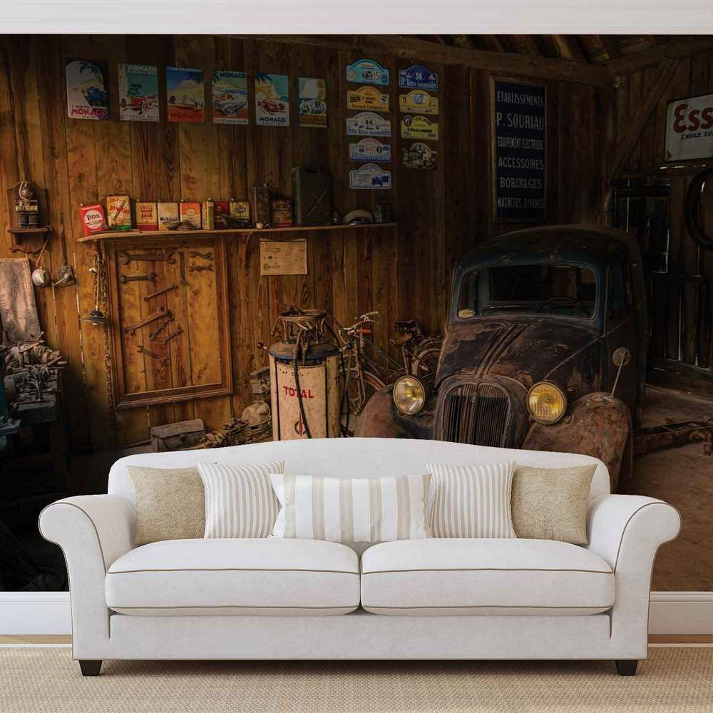Simple Updates To Transform Your: Photo Wallpaper (wall Murals) Offer An Amazing And Easy