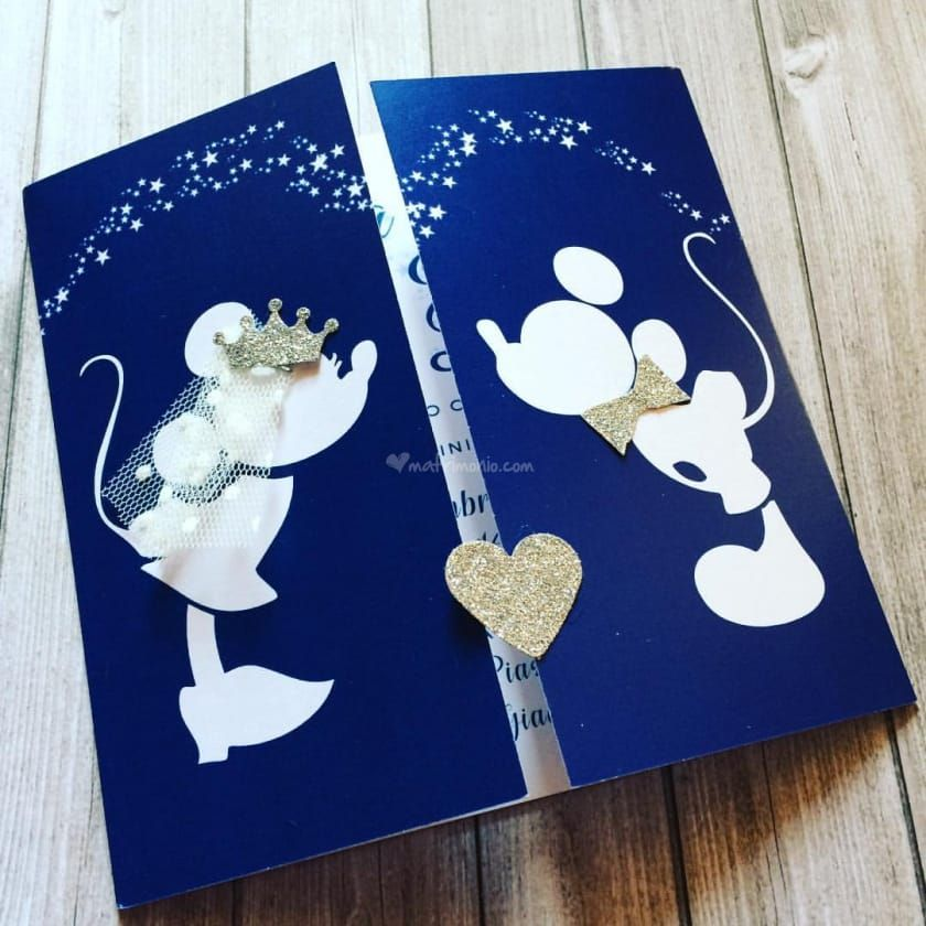 Partecipazioni Matrimonio Walt Disney.Officina Del Bosco Partecipazione Tag Matrimonio Wedding Love