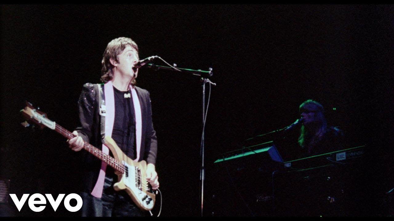 Paul McCartney & Wings - Band On The Run (Rockshow
