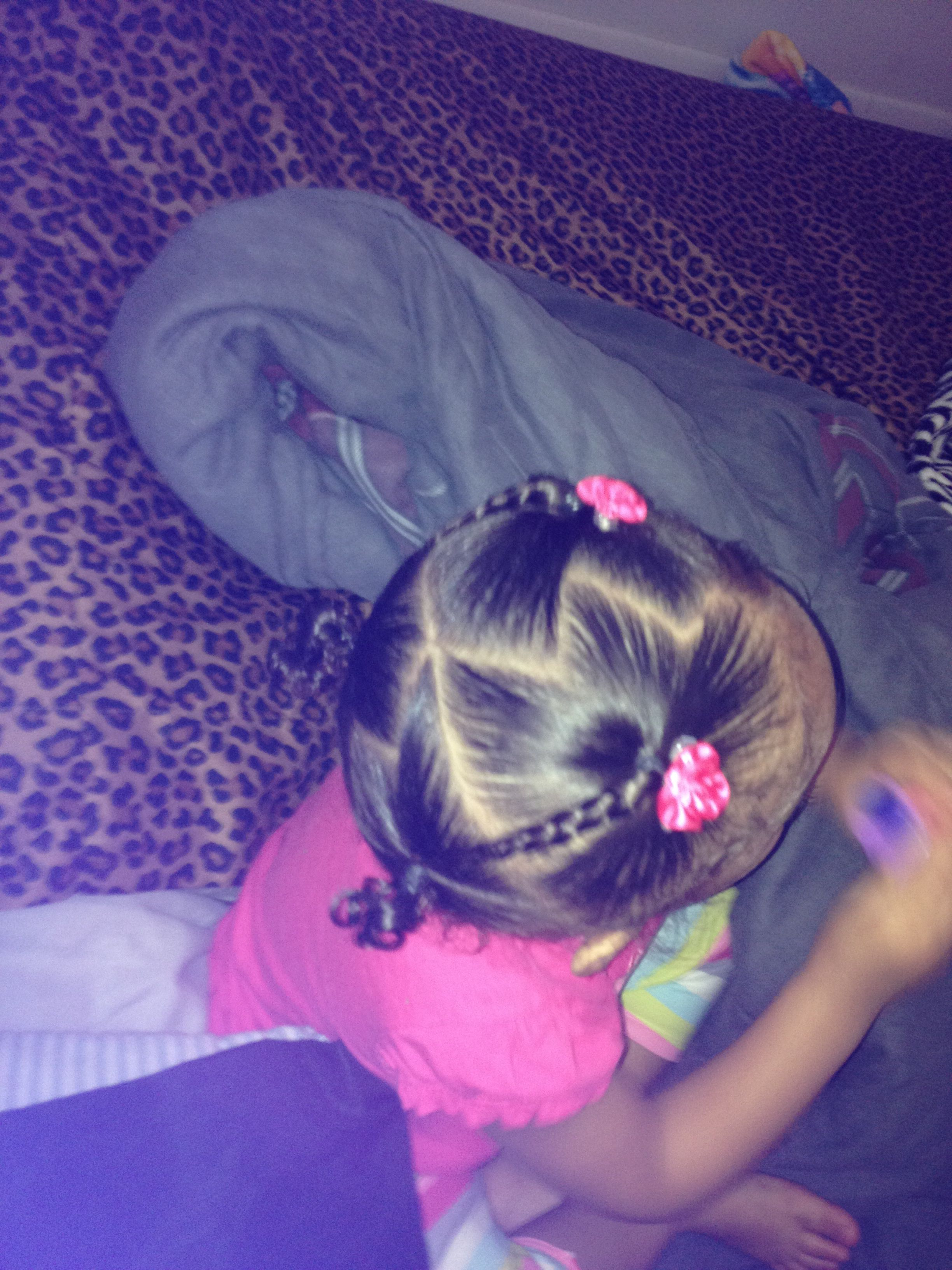 Pin On Hairstyles For Mixed Toddler Girl