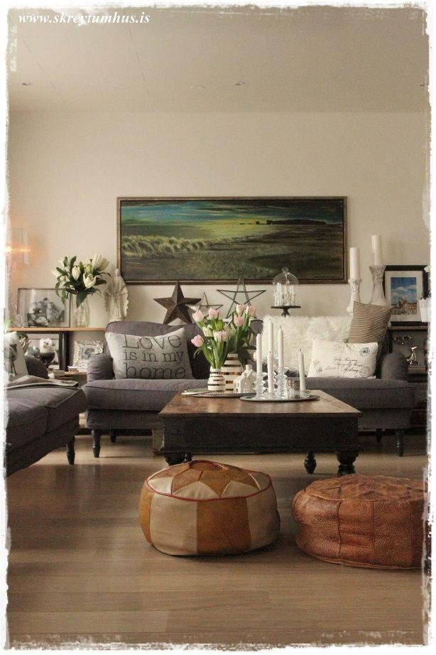 hyllis ikea hack  home ikea hack vintage living room