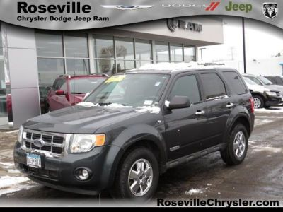 2008 Ford Escape Xlt Ford Escape Used Ford Ford