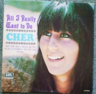 All I Really Want to Do lp by Cher LP-9292