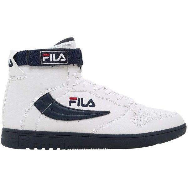 mens high top fila shoes