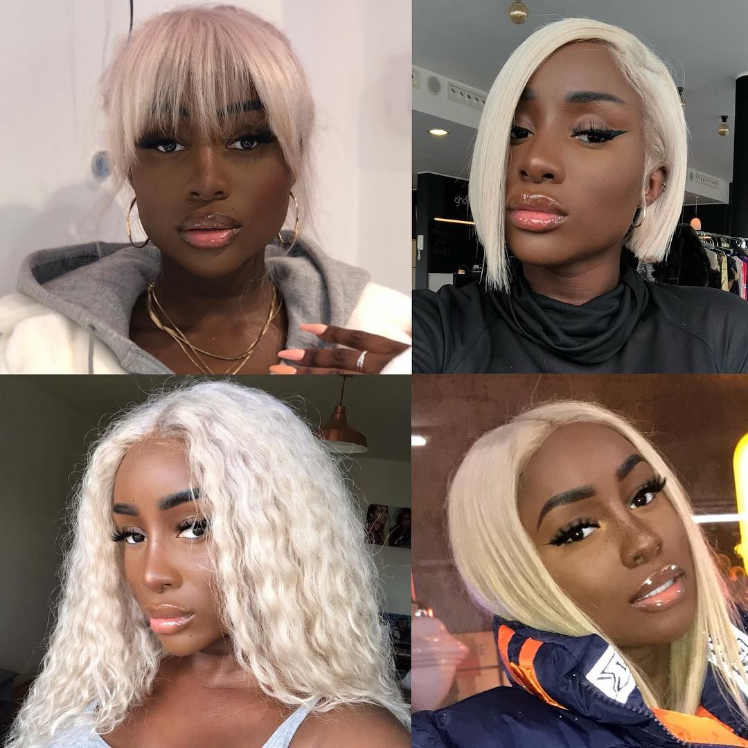 Beige Blonde Hair Tutorial For Brownskin Girl Review For Beginners Read Description Youth B Dark Skin Blonde Hair Beige Blonde Hair Blonde Hair Black Girls