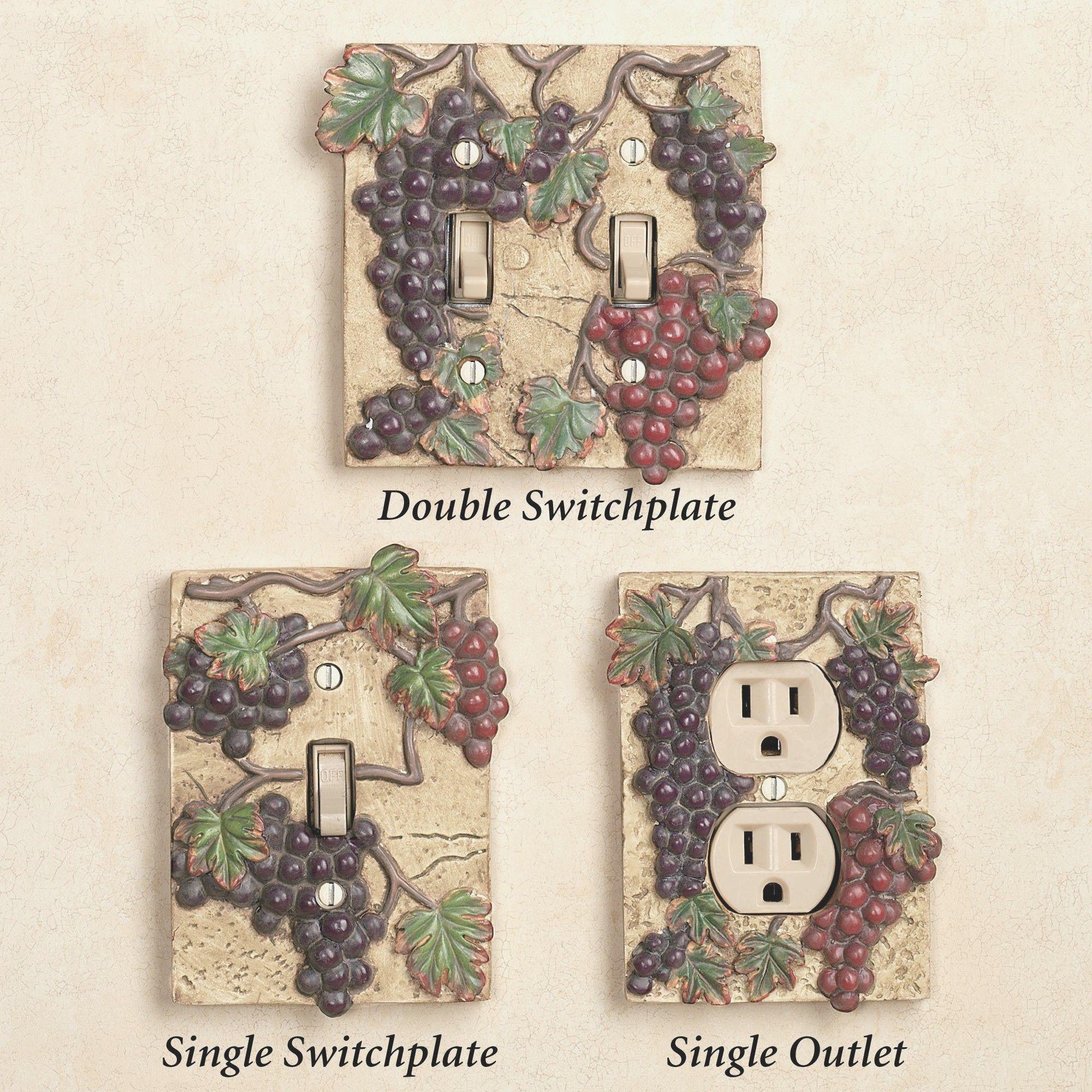 Grapes and Wine Kitchen Decor - cheap grape and wine kitchen decor ...