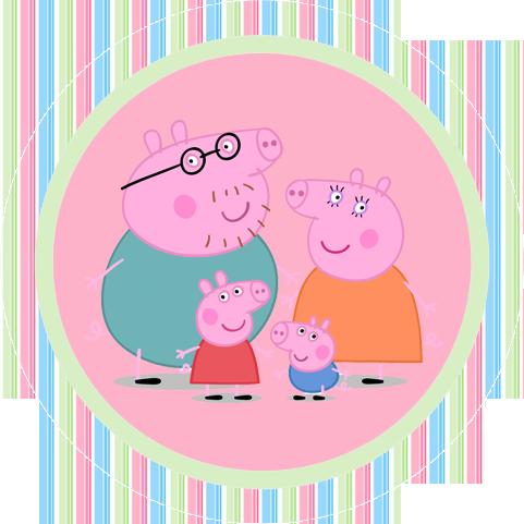 Passatempo da Ana: Kit - Peppa Pig