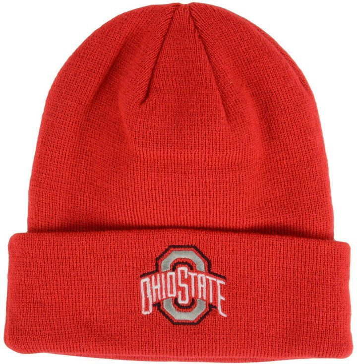 huge selection of e5a81 a6fd5 Top of the World Ohio State Buckeyes Campus Cuff Knit Hat