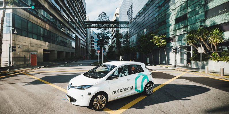 Delphi Acquires Nutonomy For 450m To Challenge Self Driving Tech Firms Self Driving Delphi Challenges