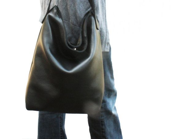 LEATHER BAG レザーバッグ crossbody bag shoulder bag convertible ...