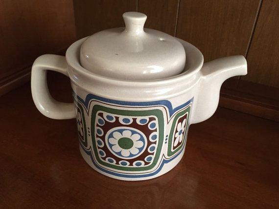 Vintage Teapot Kandahar Arthur Wood England by ArtJonVintage