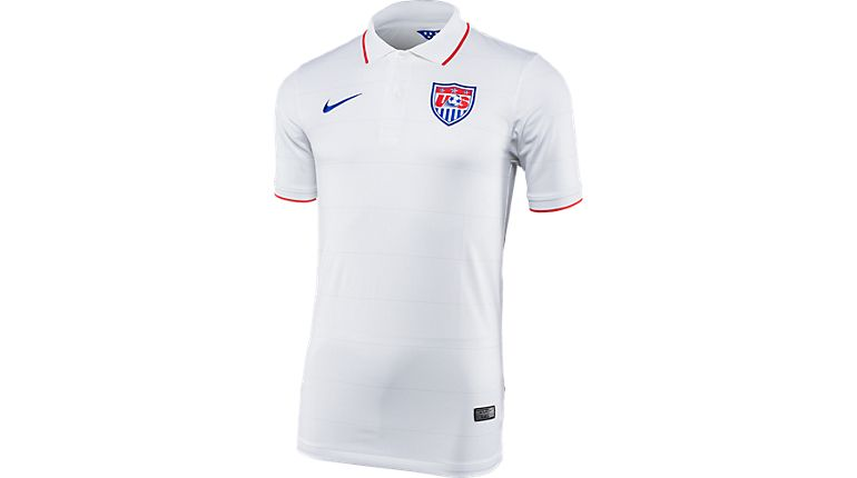 414ab27f4 Nike USA Home Jersey - World Cup 2014...Available at SoccerPro Now ...