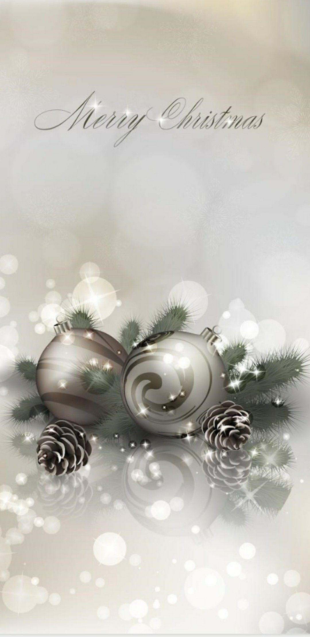 wallpaper #merrychristmas #blackandwhite   Christmas&new year ...