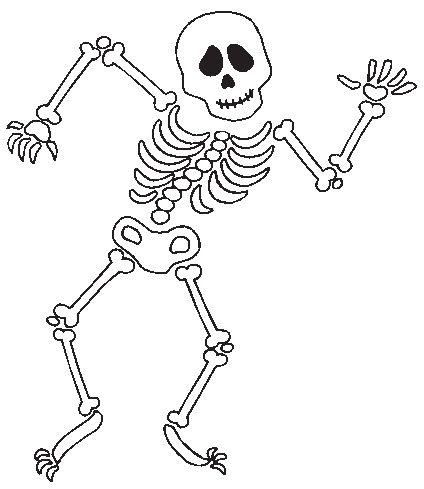 Dibujos de calaveras para colorear  Halloween doodle Digi stamps
