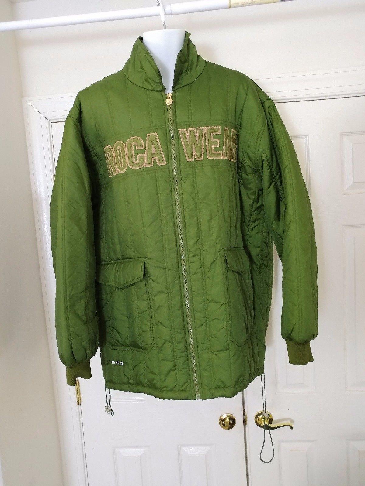 48 99 Rocawear Men S Coat Green Parka Winter Jacket 3xl Hip Hop Rocawear Mens Coat Green Parka Win Men S Coat Winter Coats Jackets Winter Jackets [ 1600 x 1200 Pixel ]