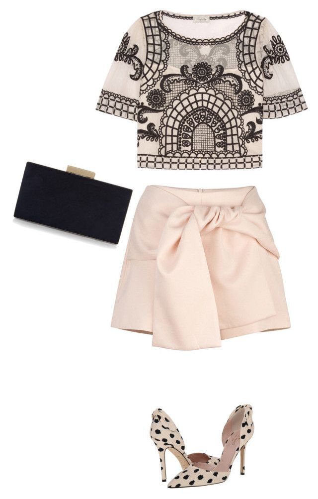 """""""Untitled #4124"""" by linda56draco ❤ liked on Polyvore featuring Kate Spade, Temperley London, Monsoon, women's clothing, women, female, woman, misses and juniors"""